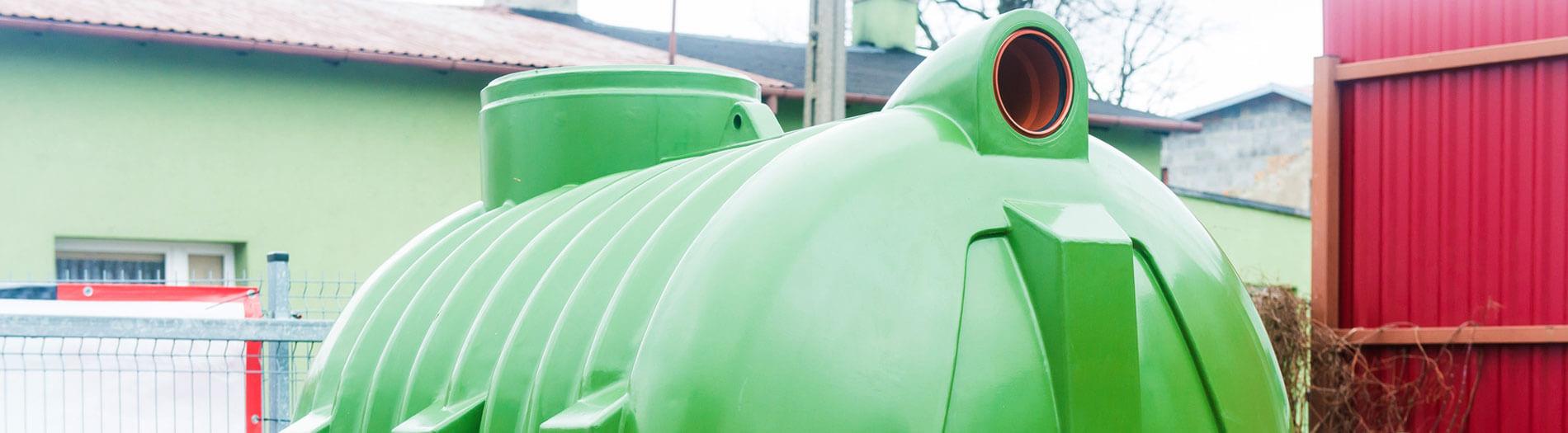 Green Septic Tank