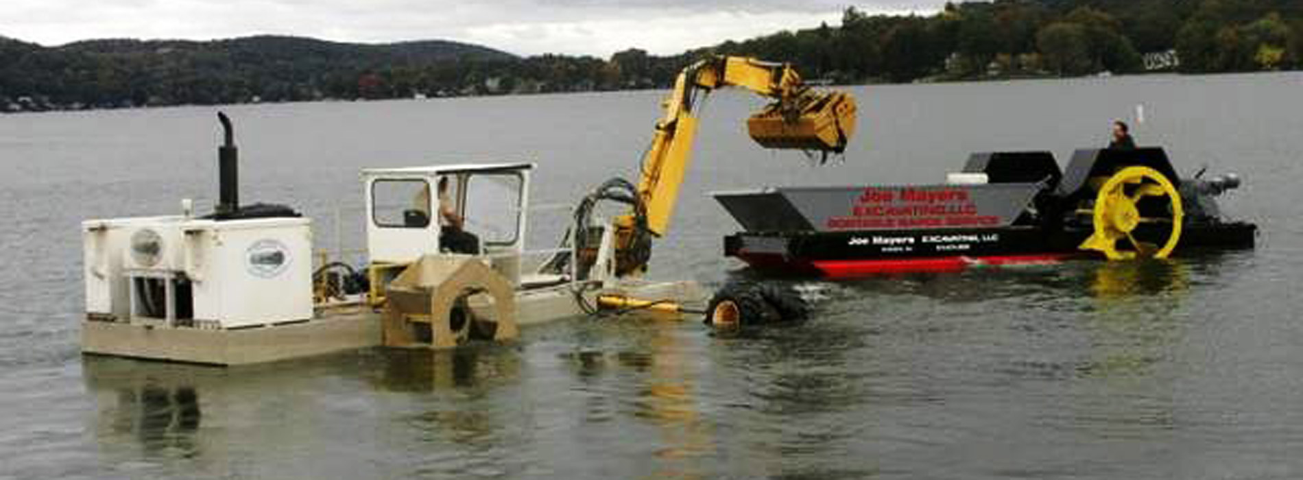 Septic Barge