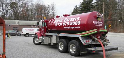 Red Pump Truck